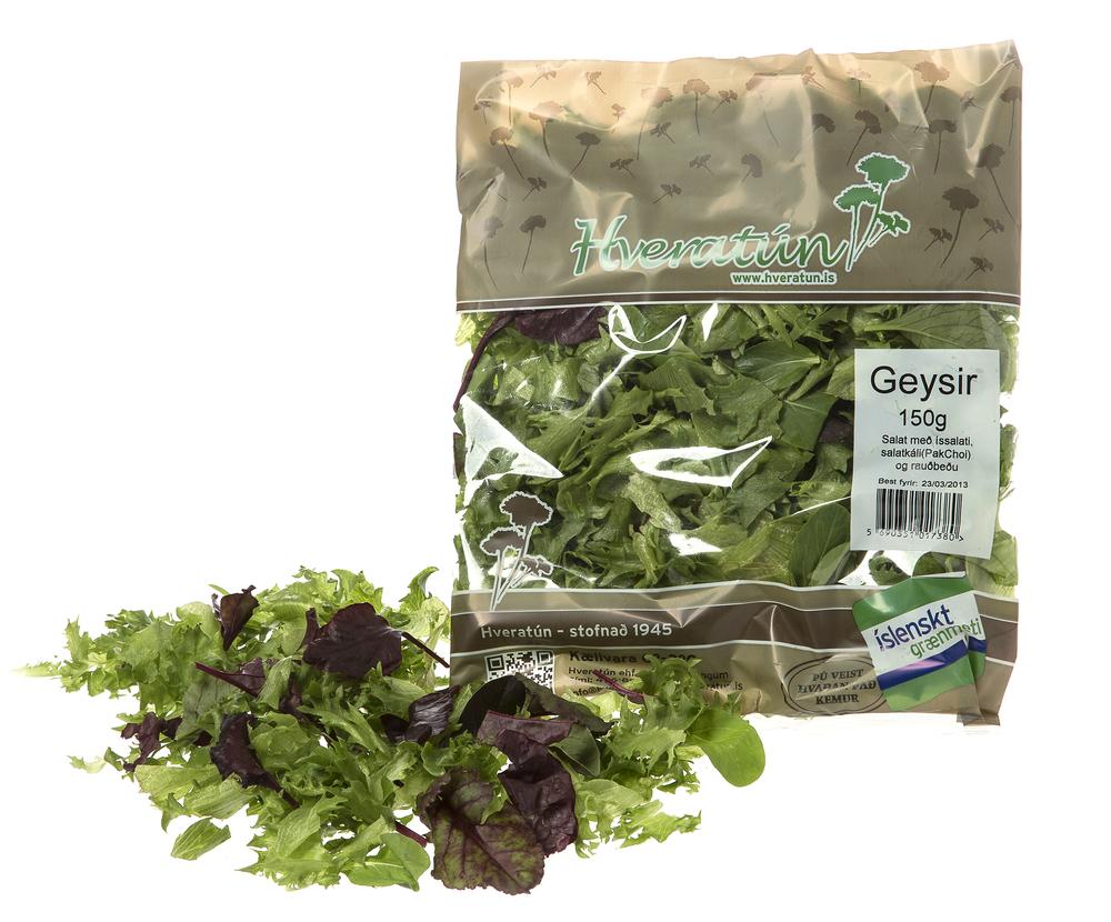 Salatblandan Geysir