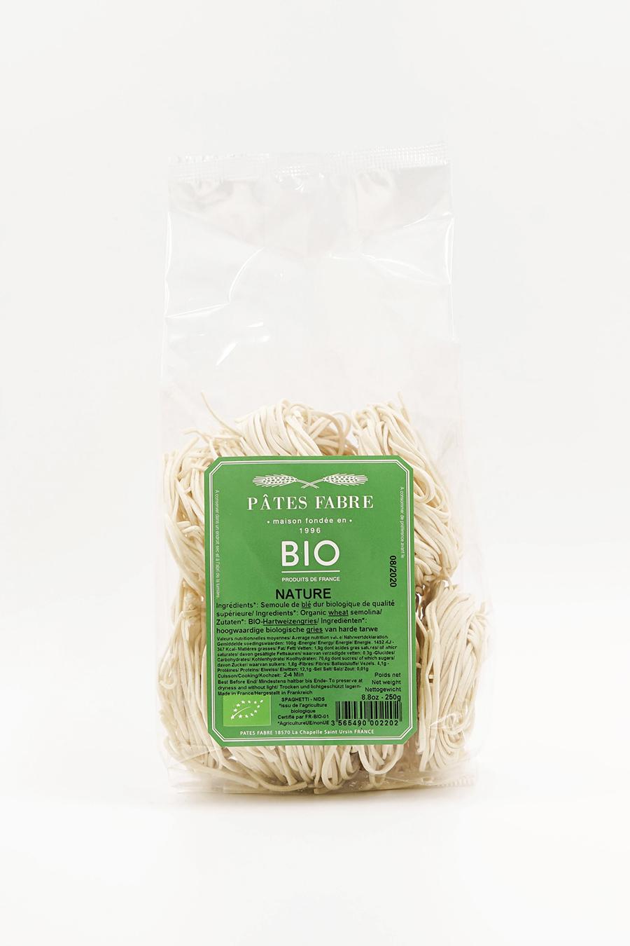 Spaghetti nature