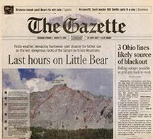 The Gazette—August 17, 2003
