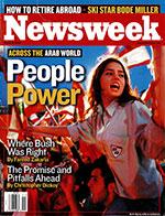 Newsweek—March 14, 2005