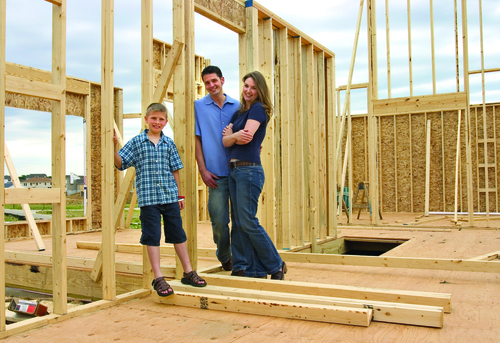 the home building process infinity builders