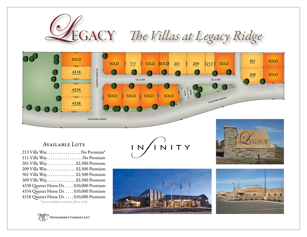 The Villas at Legacy Ridge