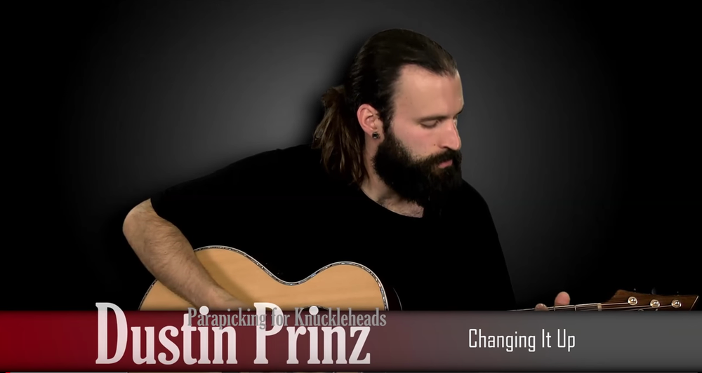 Video 1 - Learn how to add basic percussive techniques to simple chord progressions while adding movement and nuance to your playing.
