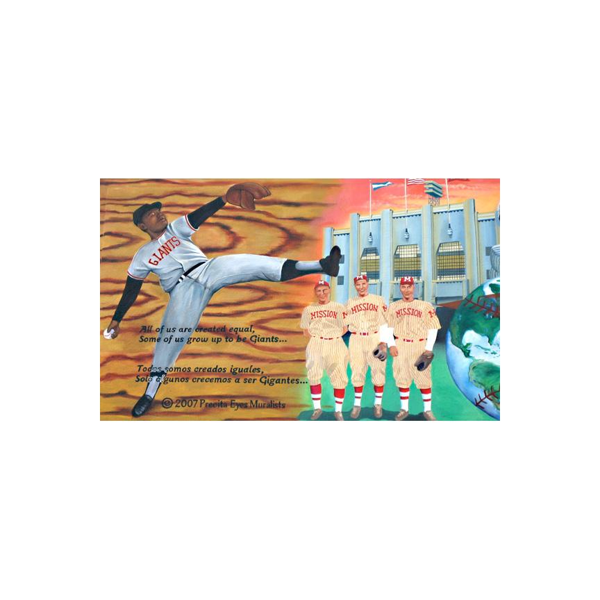19th Street mural