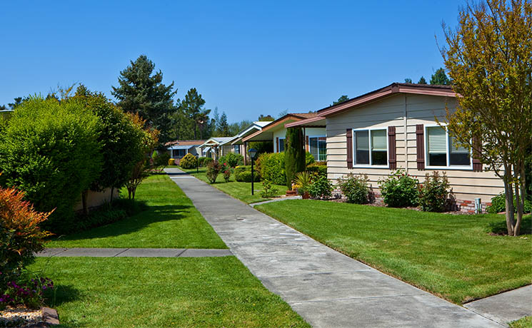 Rancho Grande Manufactured Home Community Rohnert Park Copeland Properties