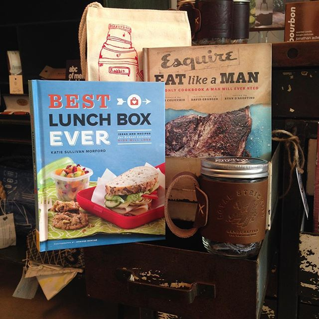 Stop eating boring #lunch! Stop in to pickup some #lunchtime goodies for yourself and your kids!