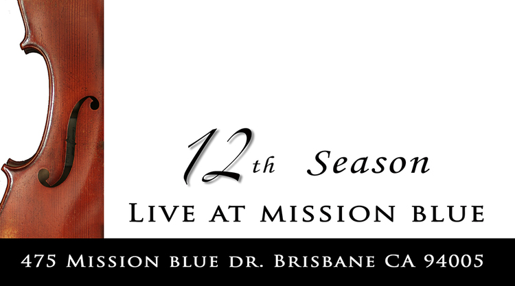 Live at Mission Blue