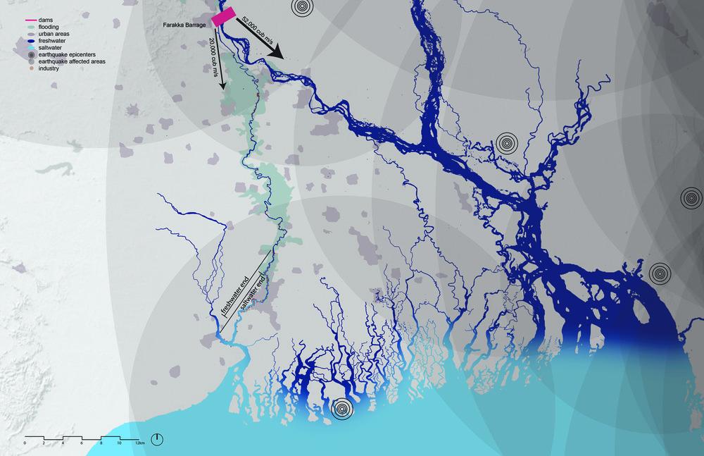 Hugli/Baghirati River & Padma/Meghna River | Hugli Distributary | Kolkata, India