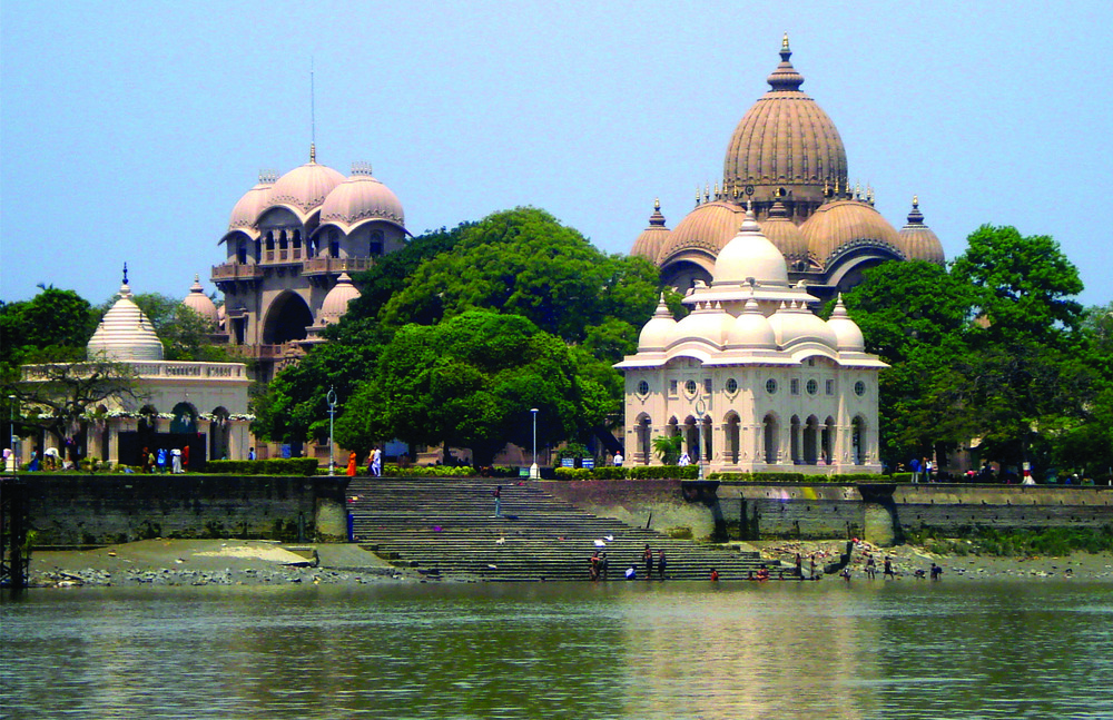 Belur Math Temple | Hugli Delta Distributary | Kolkata, West Bengal, India