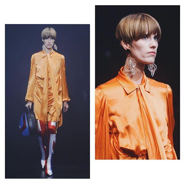 Quelle expérience! Working for @balenciaga in Paris this week...life ain't bad. 🔶🌟🤓🌟🔶 #pfw #fashion #mod #model
