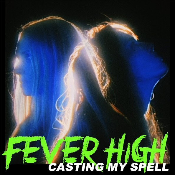 CASTING MY SPELL has been let loose!!! Find it on #spotify #itunes #amazonmusic and everywhere else! 🔮📿🕯🔮📿🕯🔮📿🕯🔮📿 📸 @andydeluca #newmusic #FeverHigh