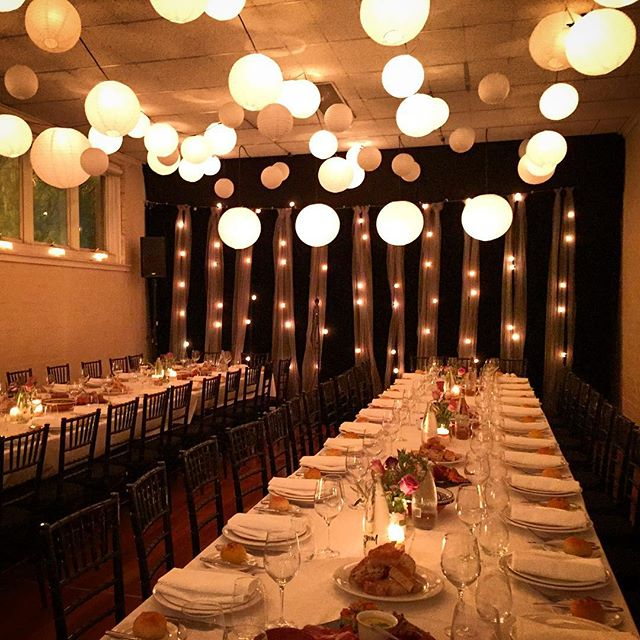 Lighting the details. Weddings by Filament Events.