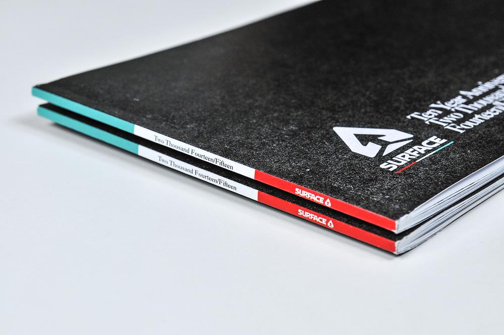 Surface Skis Catalog 2015