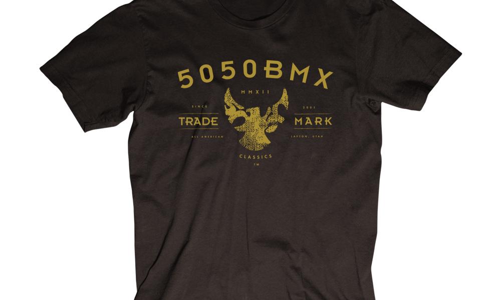 5050bmx - Branding