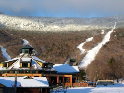 Spruce Camp at Stowe Mountain Resort