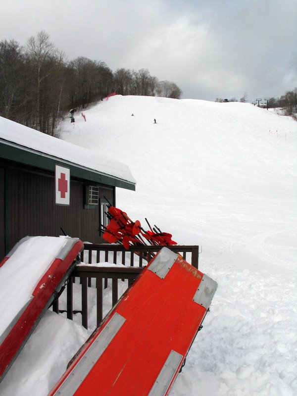 Slalom Hill at Stowe Mountain Resort