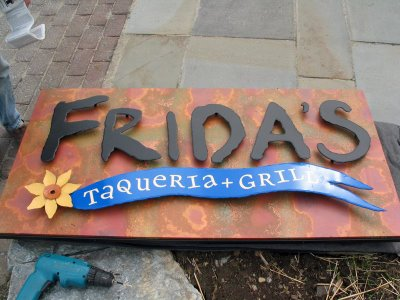 Frida's Taqueria + Grill in Stowe, Vermont