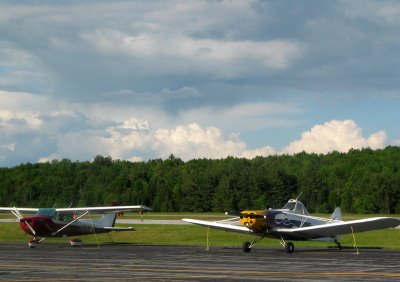 Morrisville/Stowe State Airport (KMVL)