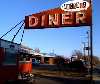Arcadia Diner, South Burlington