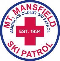 Mt. Mansfield Ski Patrol Logo