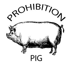 Prohibition Pig logo