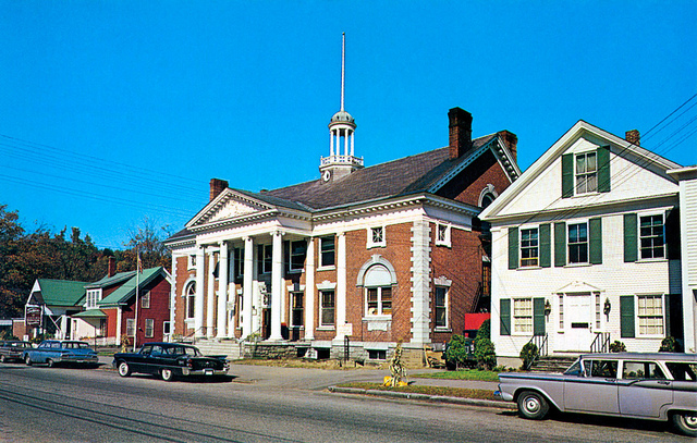 Stowe Town Hall - 1958