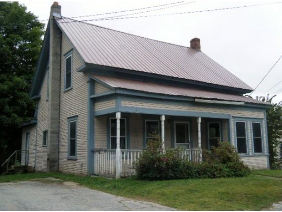 215 Bridge Street, Morrisville, VT sold 01-27-2015