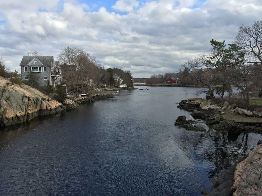 Cohasset Harbor, Massachusetts | © Charlie Aronovici, 2015
