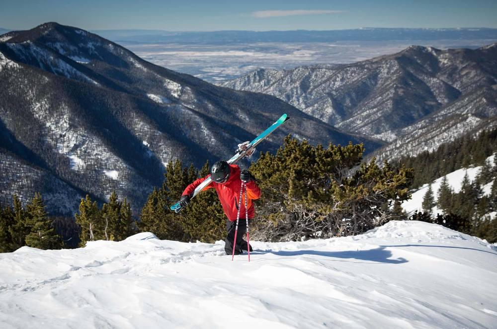 Photo courtesy of  Taos Ski Valley
