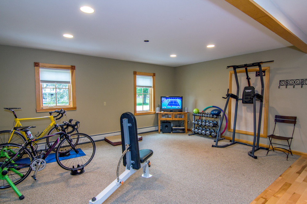 Exercise / Recreation / Family Room