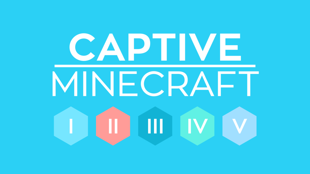 Captive Minecraft Poster.png