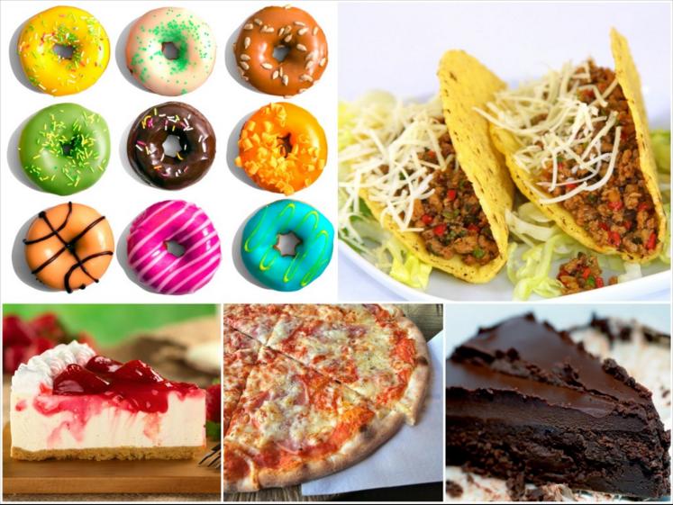 2 days junk food ruin diet