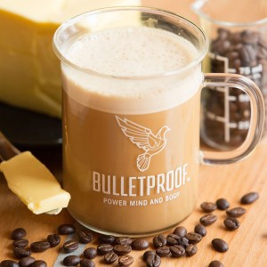 bulletproof coffee - Coffee has a bunch of health-promoting properties such as antioxidants and polyphenols, but it is one of the most heavily pesticide-sprayed crops in the world. It can also contain high levels of harmful mycotoxins (aka mold). Bulletproof ensures that their coffee is farmed without chemicals, screened and tested for toxins and roasted in small batches in the U.S.