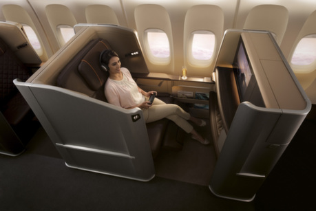 To be fitted on new long-haul aircraft entering the SIA fleet, Courtesy SIA