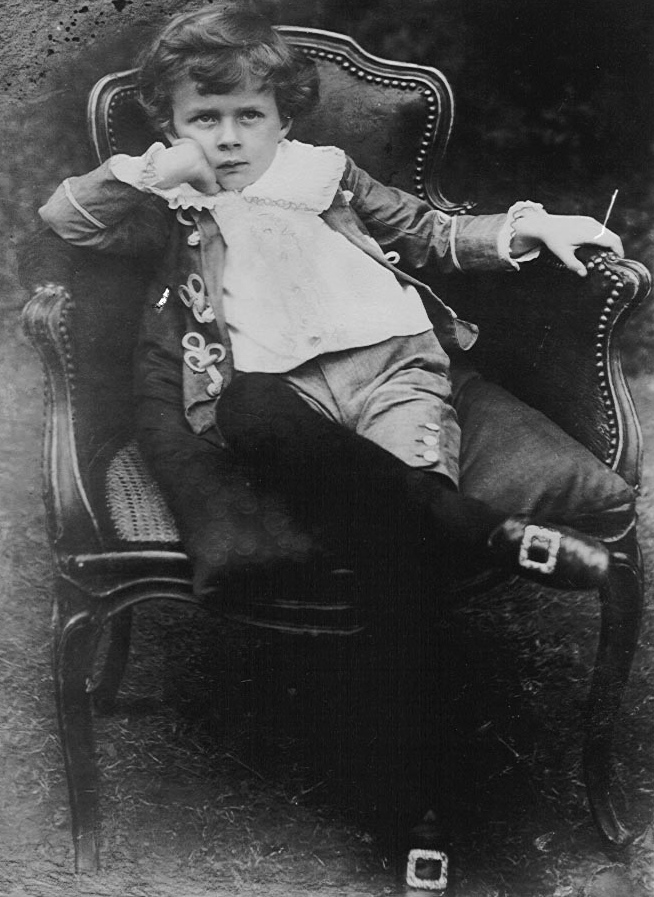 Aldous Huxley (via Laura Huxley)