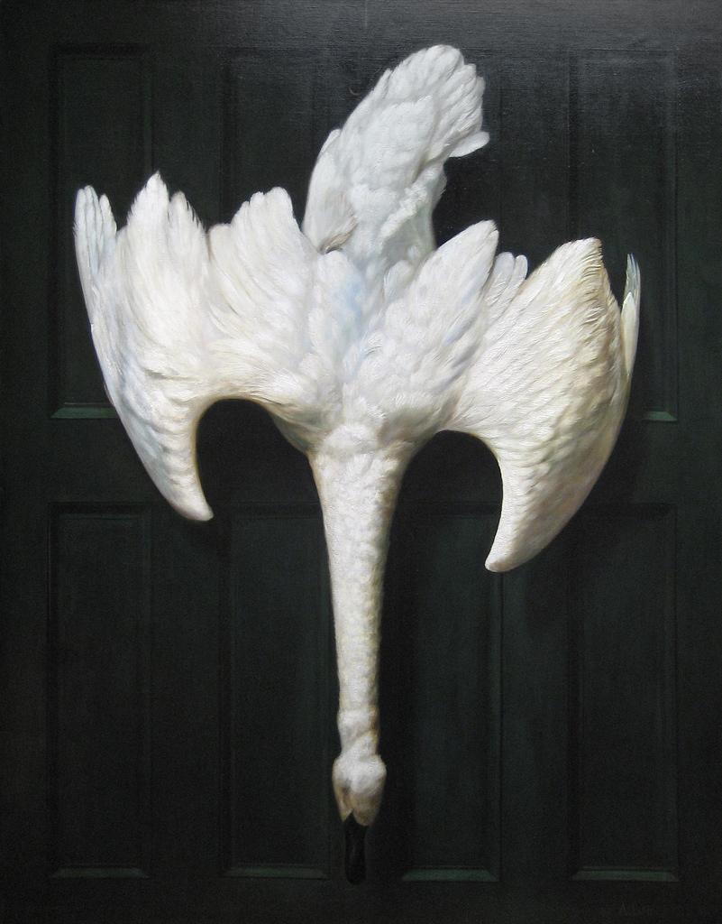 Alexander Pope    The Trumpeter Swan    1900