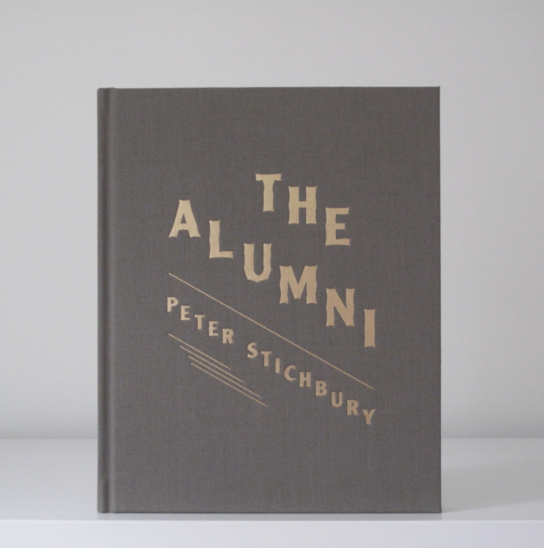 Exhibition catalogue published on the occasion of Peter Stichbury's survey exhibition, The Alumni: Peter Stichbury, 2008 at Te Tuhi Center for the Arts, New Zealand. With essays by Emma Bugden, Serena Bentley, Misha Kavka, John Hurrell.  Design: Kelvin Soh Photography: Jennifer French Hardcover: 125 pages  Dimensions: 8.3 x 10.1 inches The Alumni: Peter Stichbury, 2008/2010  Te Tuhi Center for the Arts  ISBN 9780958289122 0958289123