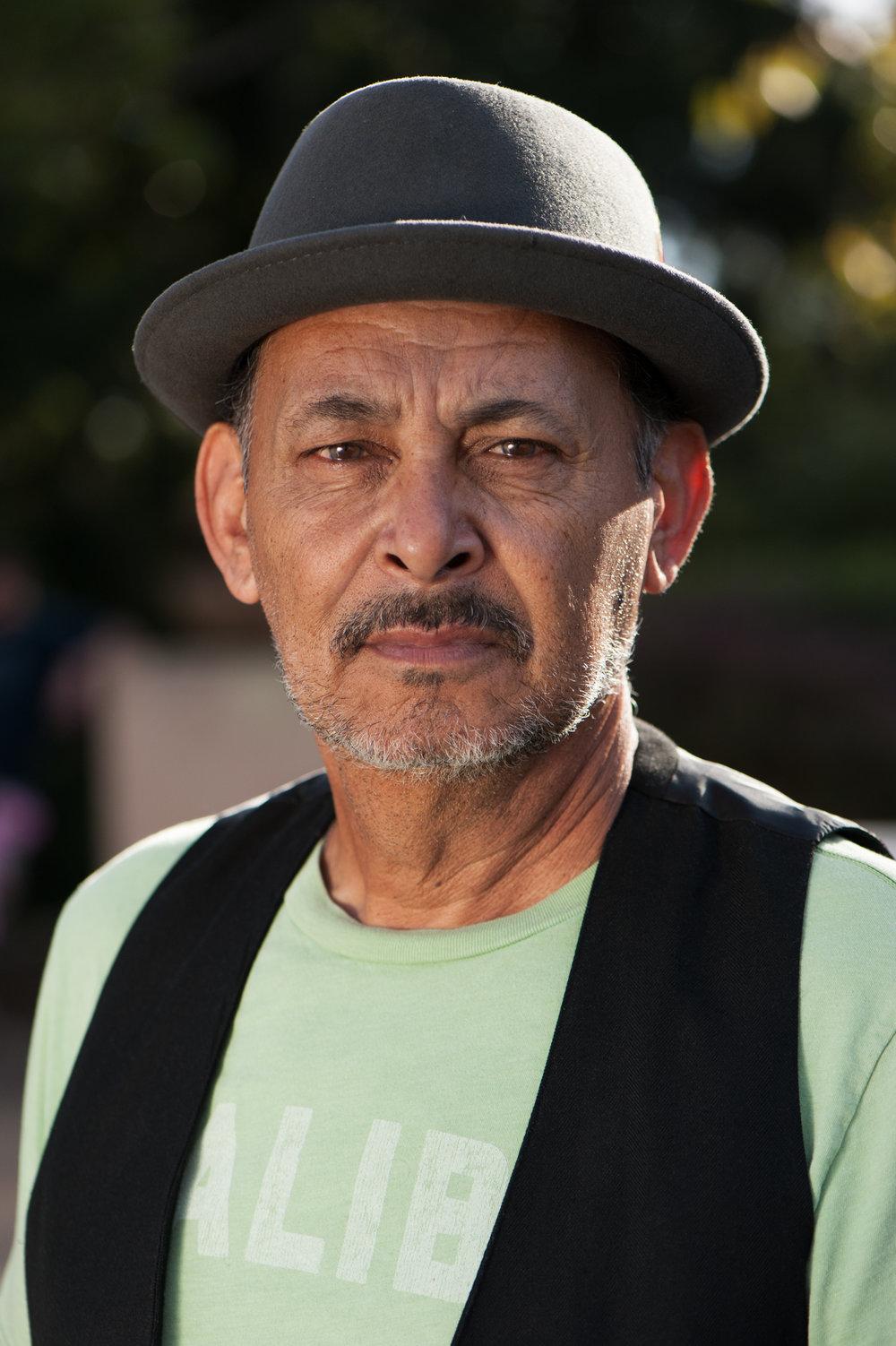 Stranger 41. Ricardo.