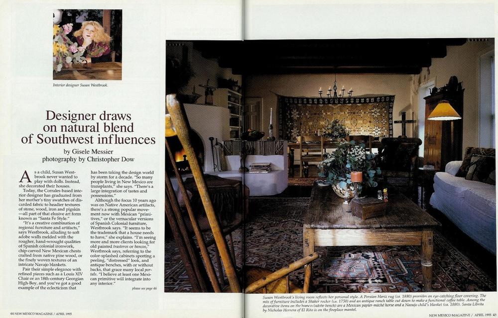 New Mexico Magazine (1995)