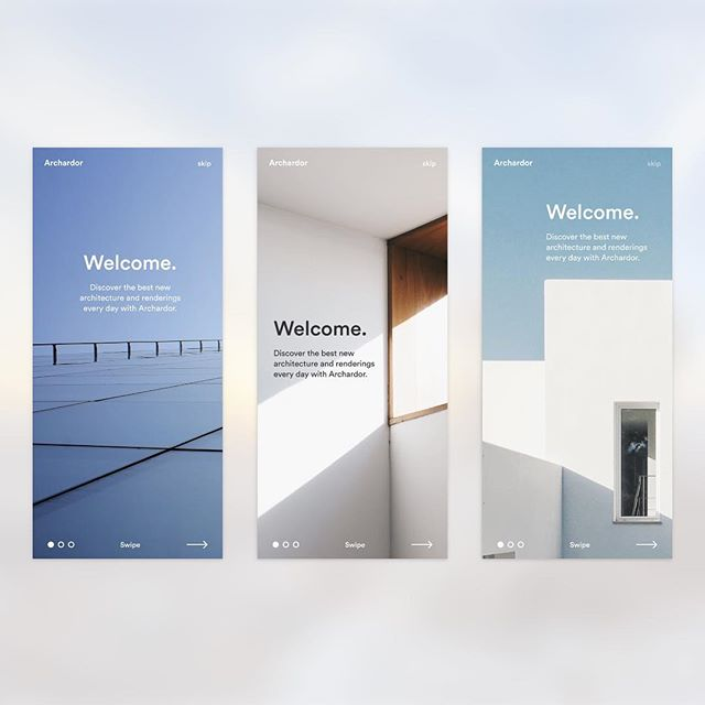 Some onboarding welcome screens from a Figma 3 test drive. ⠀⠀⠀⠀⠀⠀⠀⠀⠀ #uxdesign #ux #ui #userinterface #userexperience