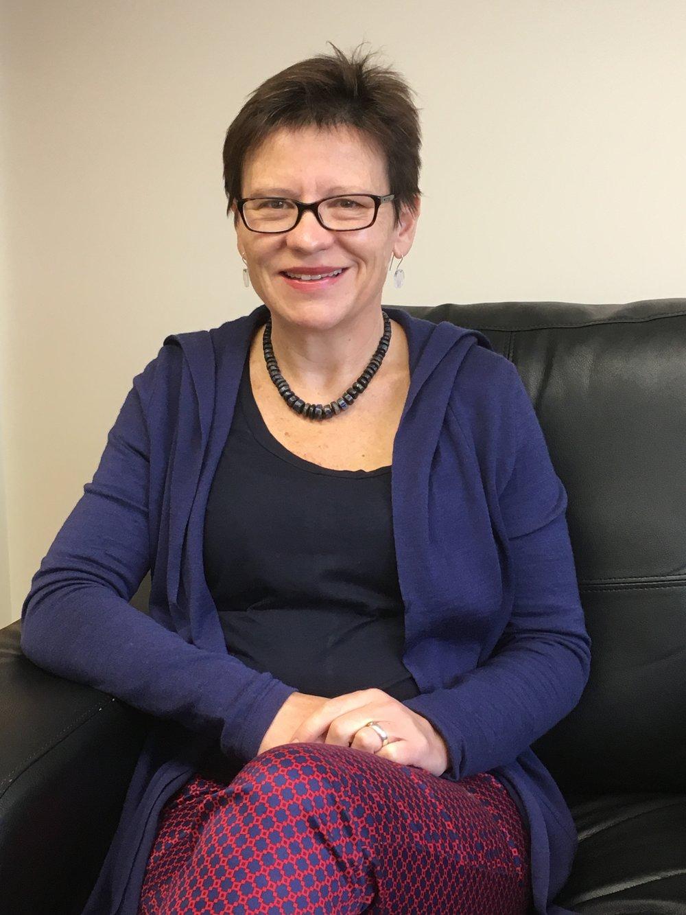 Judith McDonald