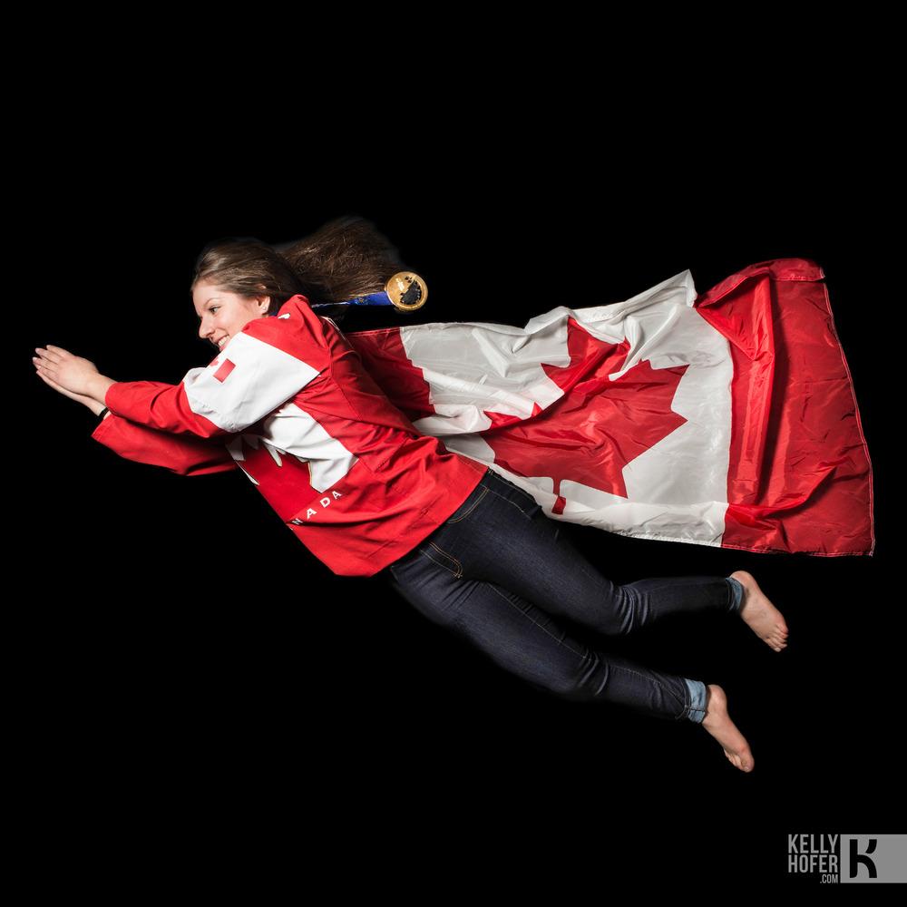 Laura Fortino: Image copyright: Hockeycanada.ca