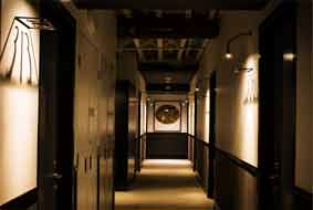 Raffaele De Vita Lighting. 188 Ovolo Hotel Darling Harbour Sydney