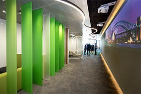 Raffaele-De-Vita-Lighting. KPMG Australia. International Barangaroo towers. Sydney