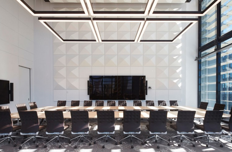 KPMG Australia - Workplace with M.Engineering - Sydney Barangaroo