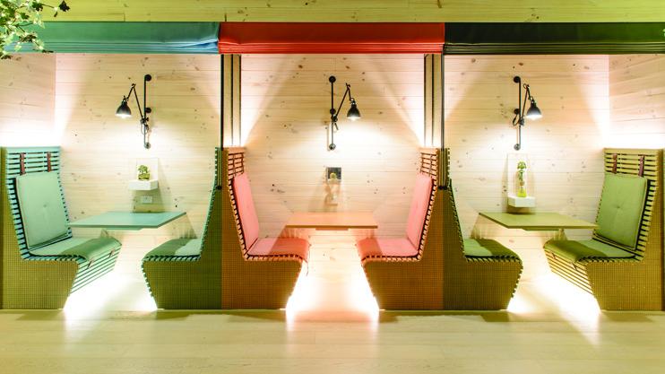 Ovolo Hotel - Woolloomooloo - Hospitality with M. Engineering - Sydney