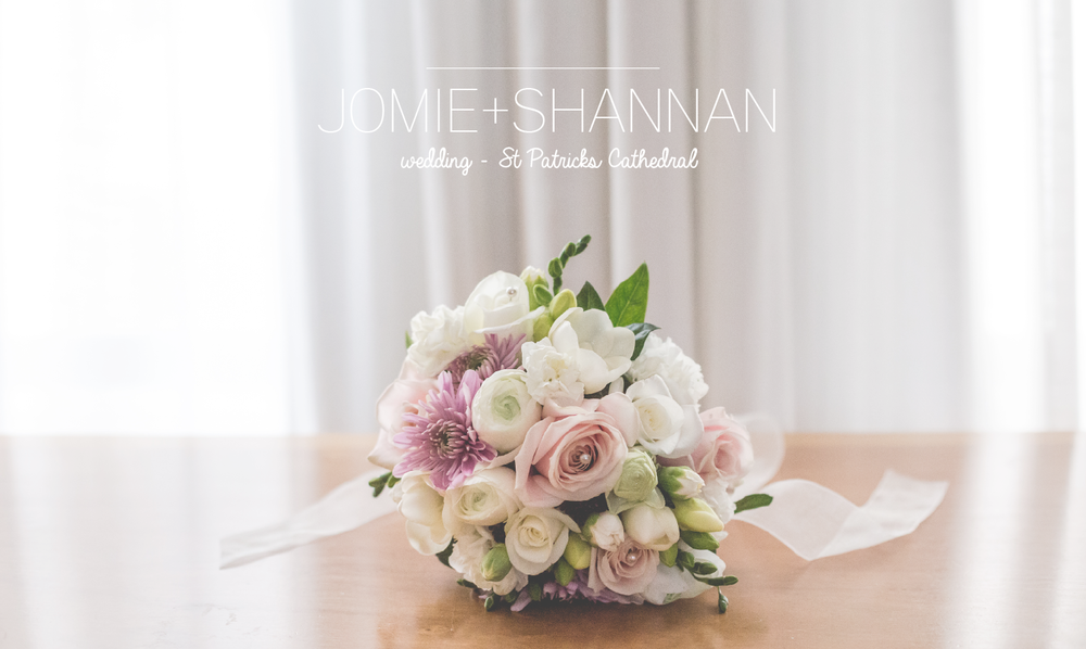 Jomie & Shannan awesome winter wedding!