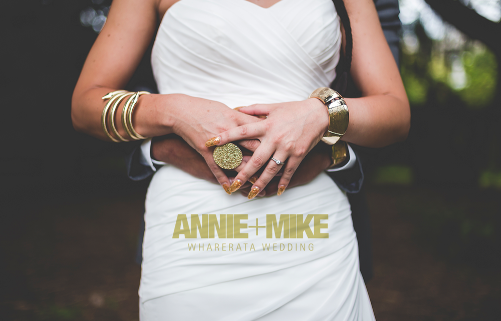 Click the image to check out Annie & Mike's NYE wedding!