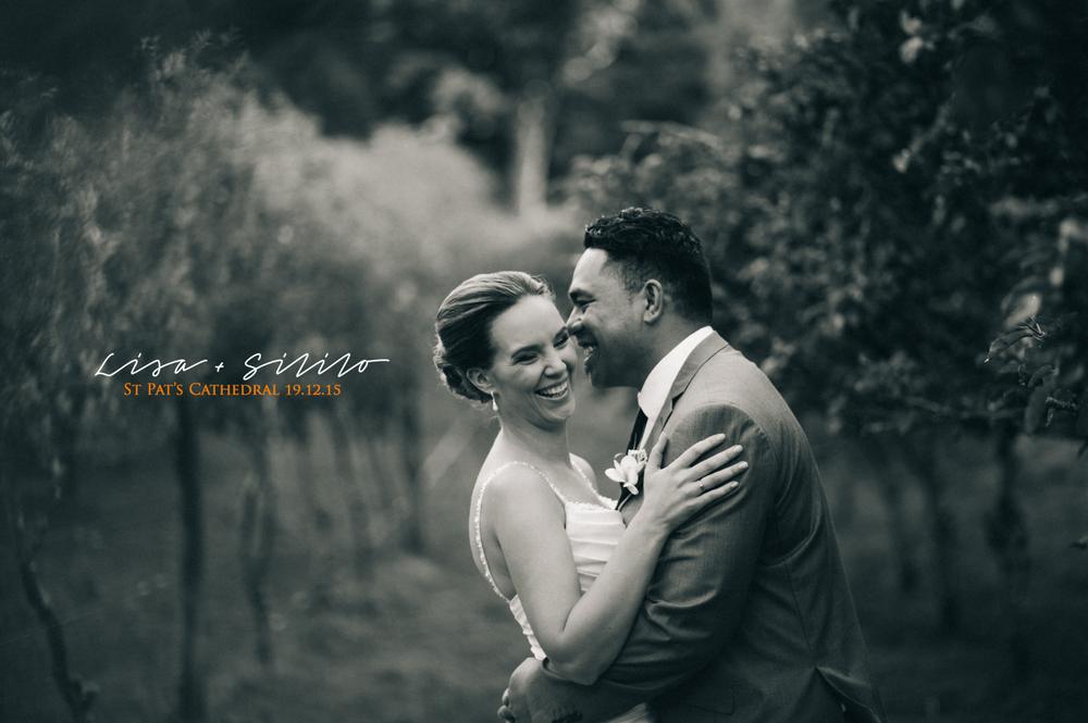 Check out Lisa + Sililo's wedding goodness!