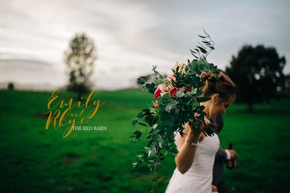 Emily + Rhys - Wedding